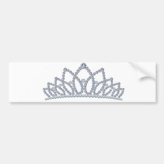 Royal Crown Bumper Sticker