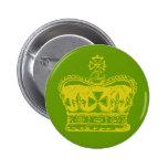 Royal Crown Button