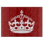 Royal Crown Cutting Boards