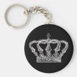 Royal Crown [Dark] Keychain