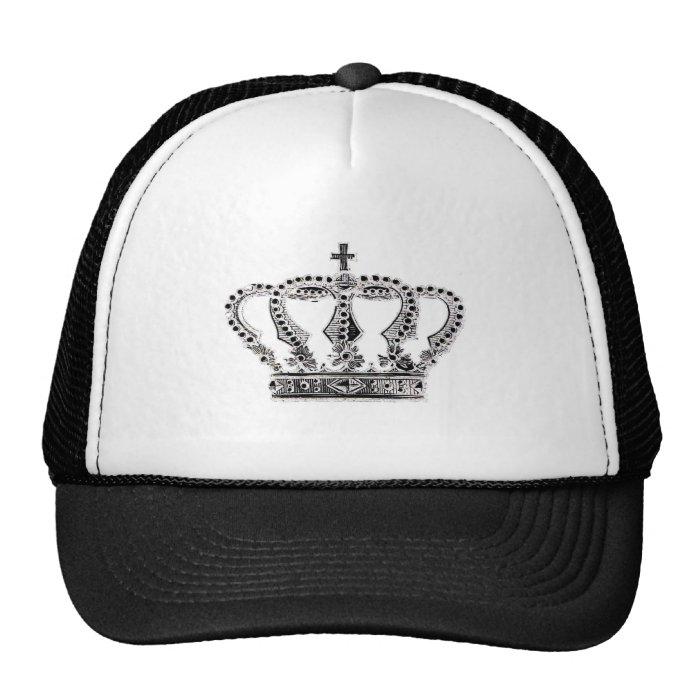 Royal Crown [Dark] Trucker Hat