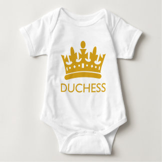 Royal Crown Duchess Gold Range Hikingduck Baby Bodysuit