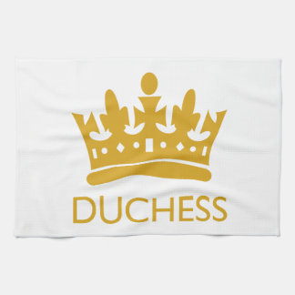 Royal Crown Duchess Gold Range Hikingduck Hand Towel