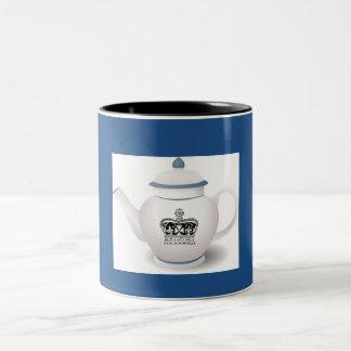 Royal Crown English Teapot Mug