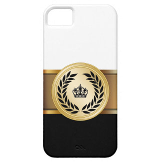 Royal Crown iPhone 5 Case