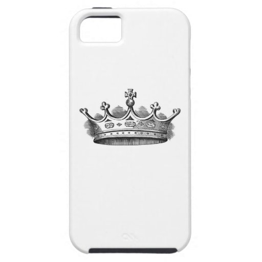 Royal Crown iPhone 5 Cases