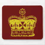 Royal Crown Mouse Pads