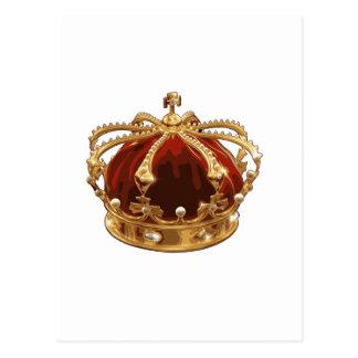 Royal Crown Postcard