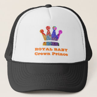 Royal Crown PRINCE Trucker Hat