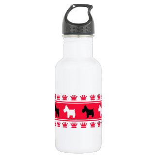Royal Crown Stainless Steel Water Bottle