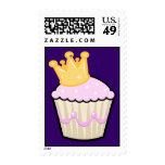 Royal Cupcake Postage Stamps (MEDIUM)