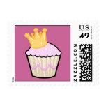 Royal Cupcake Postage Stamps (SMALL)