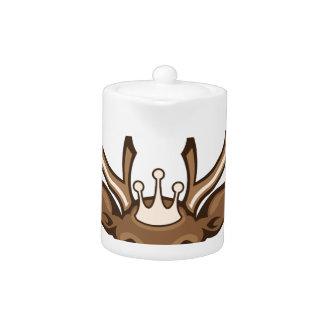 Royal Deer Teapot