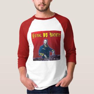 Royal DJ Society - team - GEORGE T-shirts
