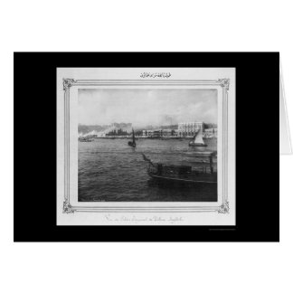 Royal Dolmabahce Palace Istanbul 1885 Card