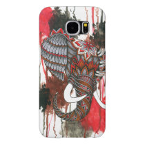 Royal Elephant Samsung Galaxy S6 Case