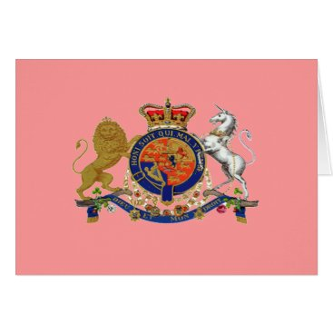 galleriaofart Royal Emblem ~ Card / Invitations