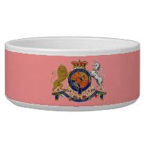 Royal Emblem ~ Dog Bowl 40oz