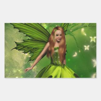 Royal Emerald Sticker