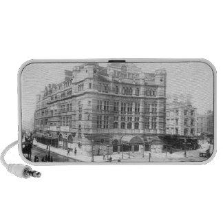 Royal English Opera House, 1891 Travelling Speakers