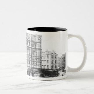 Royal English Opera House, 1891 Two-Tone Coffee Mug