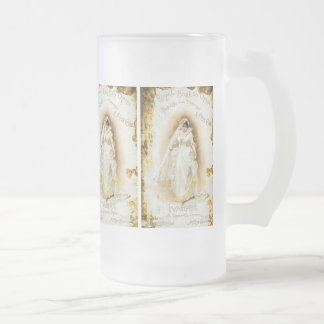 Royal English Opera's Ivanhoe 16 Oz Frosted Glass Beer Mug