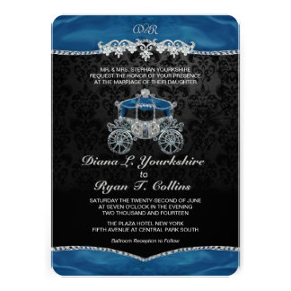 Royal Fairytale Invitation Invitations