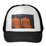 Royal Family (abstract dark human figures ) Trucker Hats