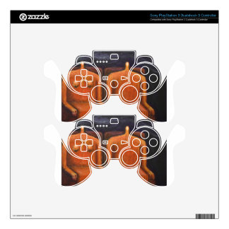 Royal Family (abstract dark human figures ) PS3 Controller Decals