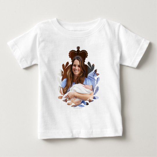 Royal Family at Lindo Wing 2 Baby T-Shirt