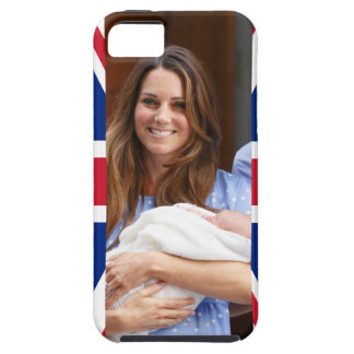 Royal Family at Lindo Wing 2 iPhone SE/5/5s Case