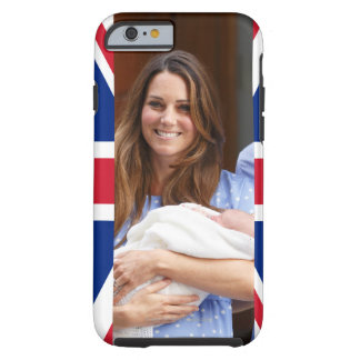 Royal Family at Lindo Wing 2 Tough iPhone 6 Case