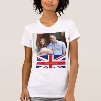 Royal Family at Lindo Wing 3 T Shirts