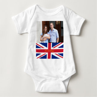 Royal Family at Lindo Wing Baby Bodysuit