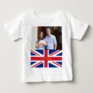 Royal Family at Lindo Wing Baby T-Shirt