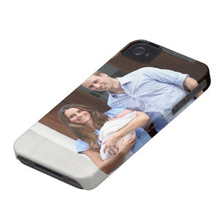 Royal Family at Lindo Wing iPhone 4 Cover