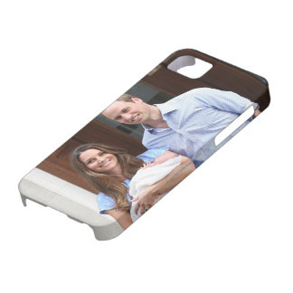 Royal Family at Lindo Wing iPhone SE/5/5s Case