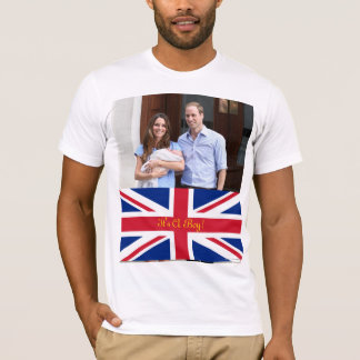 Royal Family at Lindo Wing T-Shirt