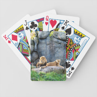 Royal Family Bicycle Playing Cards