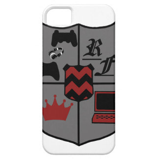 Royal Family Crest Iphone case