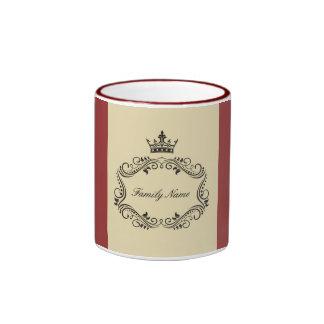 Royal Family name mug