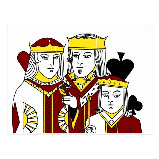 Royal Family portraiture card game poker items