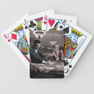 Royal Flush Bicycle Playing Cards