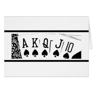 Royal Flush Cards