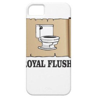 royal flush dump iPhone SE/5/5s case