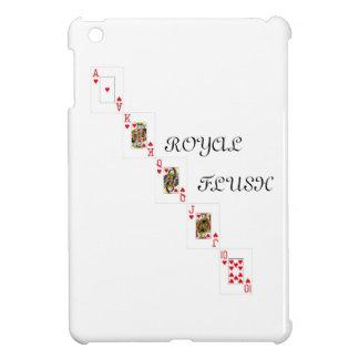Royal flush iPad mini covers