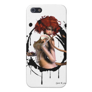 Royal Flush iPhone 5/5S Covers