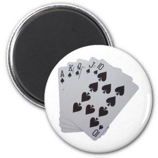 Royal Flush Magnet