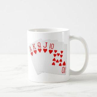 Royal Flush Mug