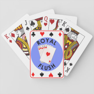 """Royal Flush"" Playing Cards"